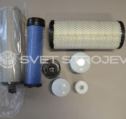 Garnitura filtrov za 500 delovnih ur ARX-40 AMMANN
